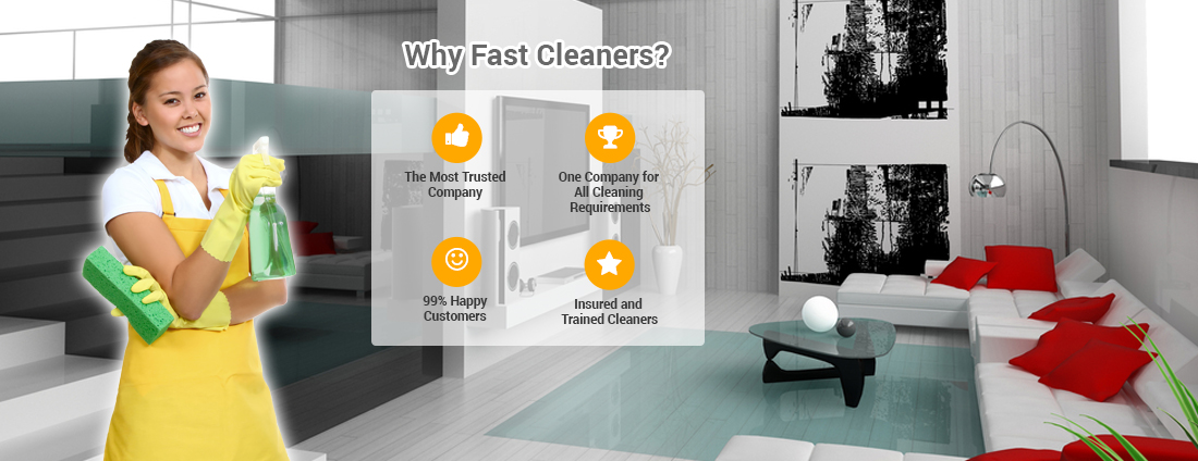 Why Fast Cleaners Cleaning Company?